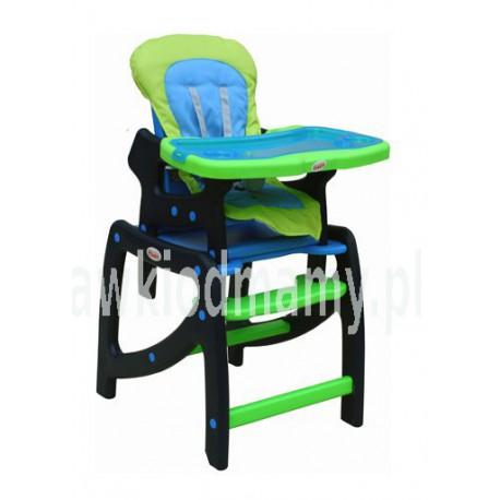 Katalog- Krzesełko ARTI Swing Green