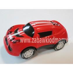 Samochodzik Czerwony - Część Zamienna Do Torów