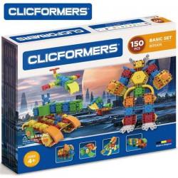 CLICSFORMERS Klocki 150 el.