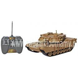 Czołg zdalnie sterowany M1A2 Abrams, skala 1:24