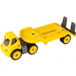 Big Power Worker Mini Transporter
