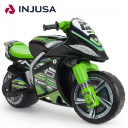 Kawasaki Jeździk Motorek Biegowy Injusa Winner