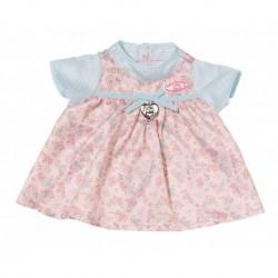 Baby Annabell Sukienka Dla Lalki Niebieska