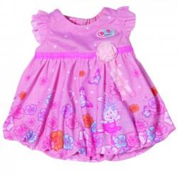 Baby Born Sukienka w Kwiatki dla Lalki 43cm.
