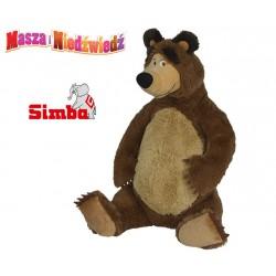 SIMBA Masza Pluszowy Niedźwiedź 50 cm