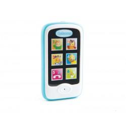 SMOBY Cootons Smartfon Niebieski