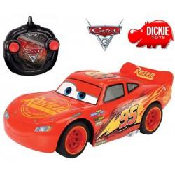 DICKIE Zygzak McQueen RC Turbo Racer Auta 3