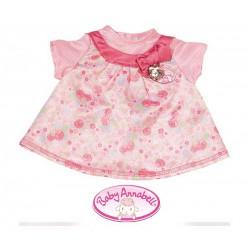 Baby Annabell Sukienka Dla Lalki Różowa