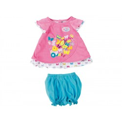 Baby Born Ubranko Dla Lalki Z Motylkiem Różowe