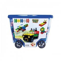 CLICS Klocki Konstrukcyjne Rollerbox 20w1