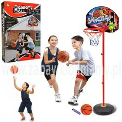 Zestaw Do Gry W Koszykówkę Z Piłeczką I Pompką