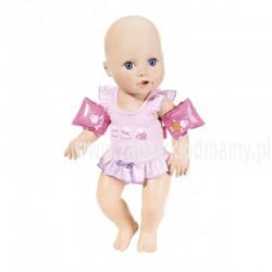 Lalka nauka Pływania Baby Annabell interaktywna 46 cm