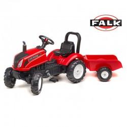FALK Traktor LAND MASTER+ Przyczepka