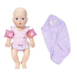 Baby Annabell Lalka Nauka Pływania