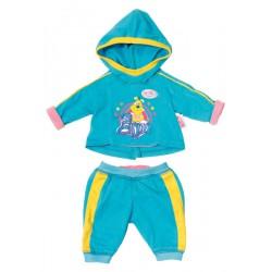 Baby Born Ubranko Sportowe Niebieskie
