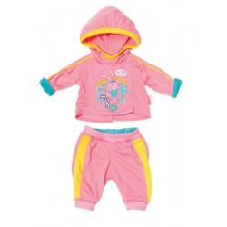 Baby Born Ubranko Sportowe Różowe