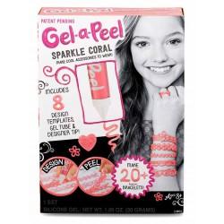 MGA Gel-a-Peel Starter Kit- Sparkle Coral