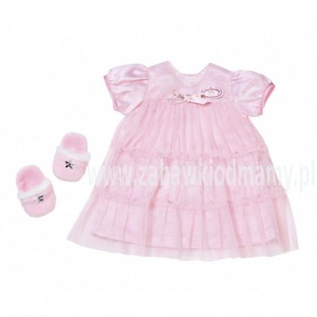 Koszula Nocna Baby Annabell dla lalki Sweet Dreams de Luxe zestaw