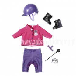 Baby Born ubranko do Jazdy Konnej dla lalki 43 cm
