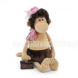 Przytulanka Małpka Luiza - 40cm