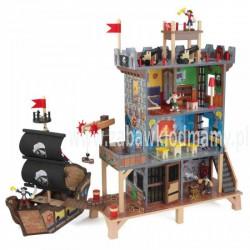 Forteca Piratów KidKraft wielka Statek wieża