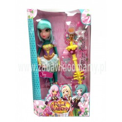 LALKA JOY REGAL ACADEMY GLITTER GIRLS COBI