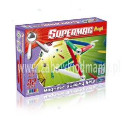 Klocki Supermag Maxi Classic 22 el