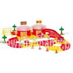 KID CARS 3D STRAŻ POŻARNA WADER - 53310