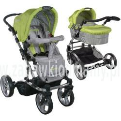 Wózek całoroczny ARTI Concept B800 2w1 Green/Gray