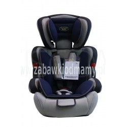 Fotelik samochodowy 9-36kg Summer Baby Cosmo -fiolet