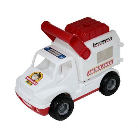Wader QT ConsTruck Samochód Ambulans (w siatce)