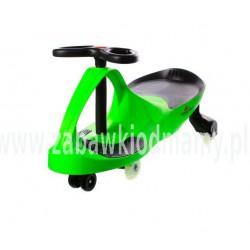 Jeździk odpychacz grwaitacyjny Zielony