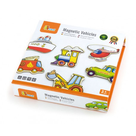 VIGA Magnesy Pojazd