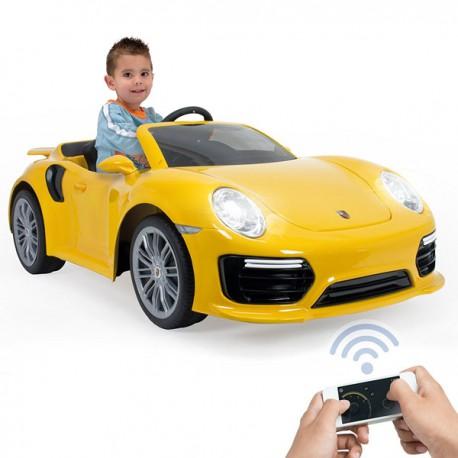 INJUSA Porsche 6V + aplikacja