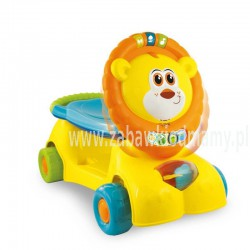 MINI SKUTER LEW 3W1 SMILY PLAY