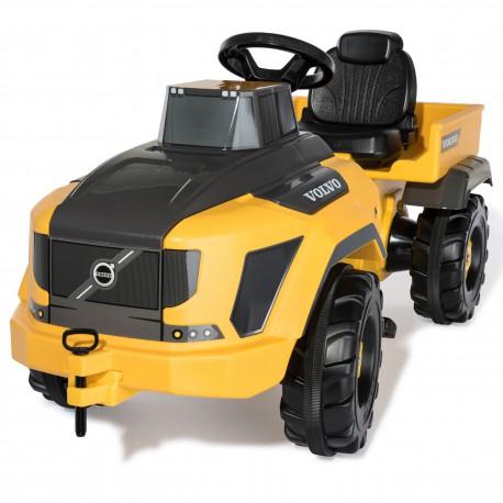 Rolly Toys Traktor Volvo Żółty