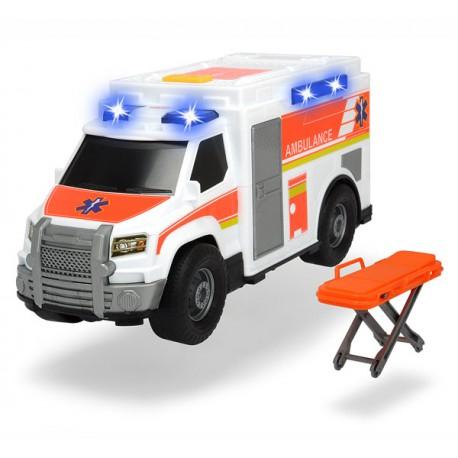 DICKIE A.S. Ambulans Biały 30cm