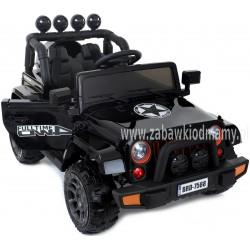 Samochód na akumulator JEEP BRD-7588 czarny *FC
