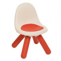 SMOBY Krzesełko z Oparciem Czerwone