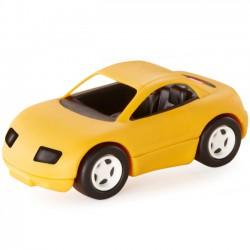 Żółty samochód wyścigowy Little Tikes