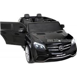 Samochód na akumulator MERCEDES BENZ GLS 63 AMG czarny