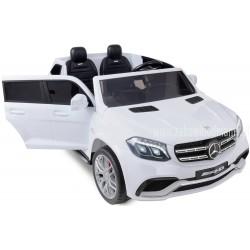 Samochód na akumulator MERCEDES BENZ GLS 63 AMG biały