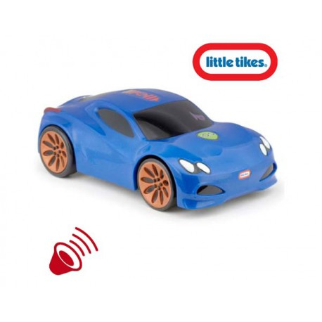 """LT """"Dotknij i jedź!"""" Samochód Sportowy Niebieski"""