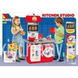 czerwona Kuchnia Kitchen Studio 14 el.