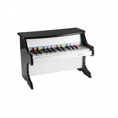 Pianinko Czarne Classic World