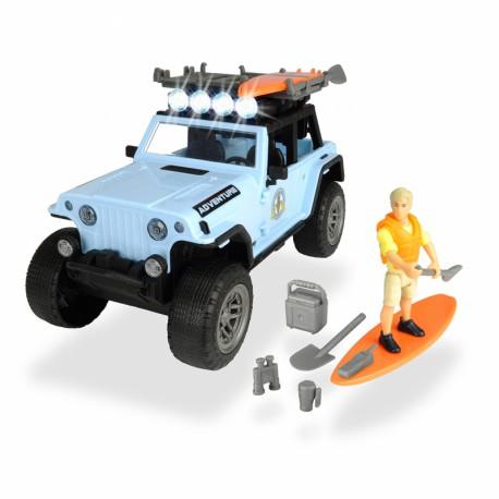 Jeep Surfera Światło Dźwięk Akcesoria Dickie