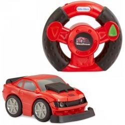 Little Tikes Czerwony Samochód RC Zdalnie Sterowany