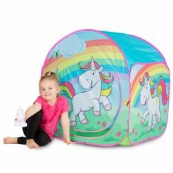 NAMIOT Domek dla dzieci + Świecący Jednorożec John