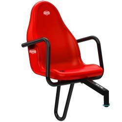 BERG Fotel pasażera Basic/Extra Czerwony do 30 kg