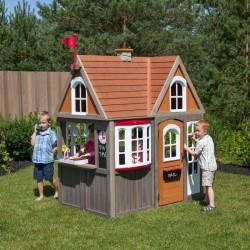 Drewniany domek ogrodowy KidKraft Seaside Cottage